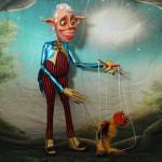 Ahau marionetas